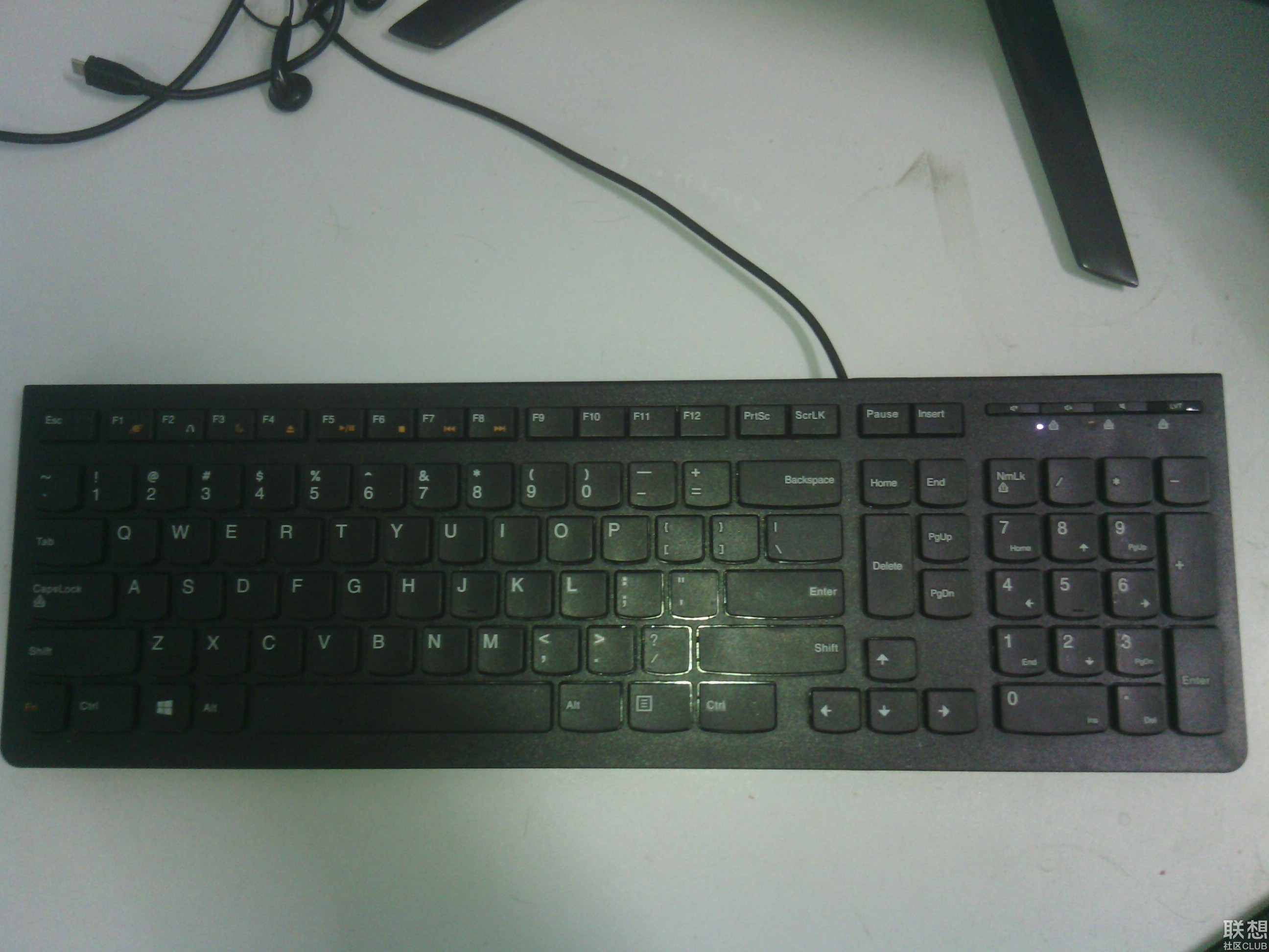 3x3扫描式键盘电路图