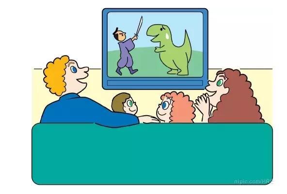 儿童看电视应注意的几个方面