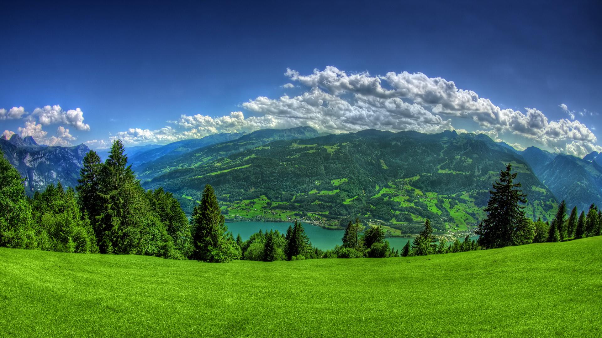 自然风景超清图片