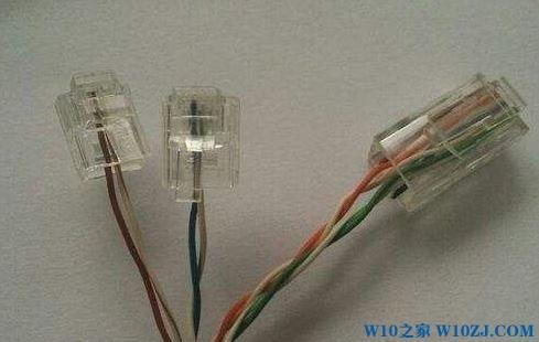 千兆网线做法图解(千兆网线的接法和传输速率)